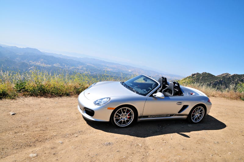 Illustration for article titled 2011 Porsche Boxster Spyder: First Drive