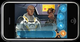 """Illustration for article titled Mass Effect For The iPhone: The """"Real Facts"""""""