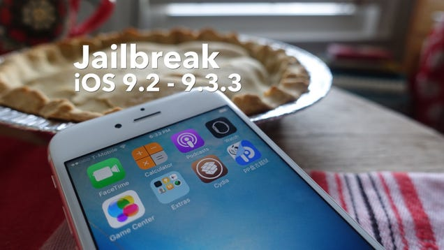 iOS 9.3.3 Jailbreak Is Clunky, but Available Right Now