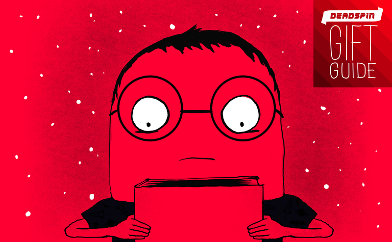 Illustration for article titled Five Books For Your Nerd-Ass Friend Who Still Likes Reading Like A Nerd