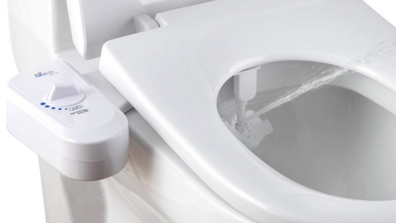 Add A Bidet To Your Existing Toilet For 20