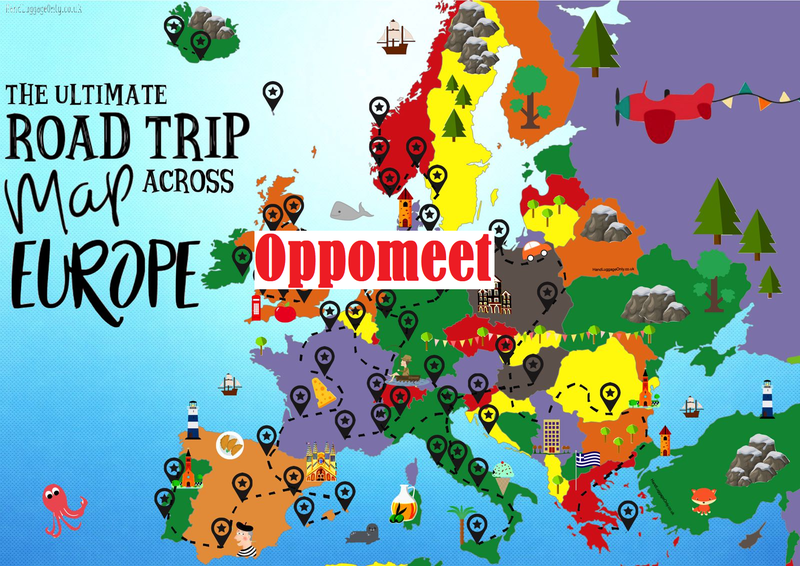 Illustration for article titled Oppomeet Europe 2019. Where? We need suggestions!