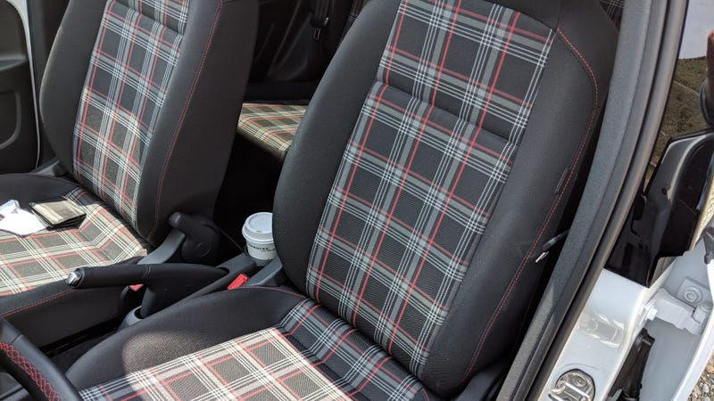 Illustration for article titled We Need More Plaid In Cars
