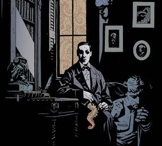 Illustration for article titled Lovecraft 101: Get To Know The Master of Scifi-Horror