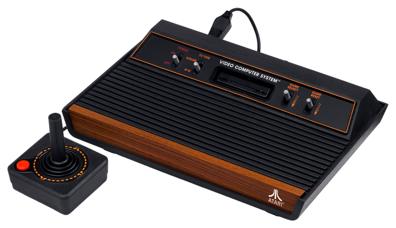 Illustration for article titled Gaming Before My Time: Atari 2600
