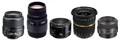 The 3 Dslr Lenses You Need And 2 More Youll Crave