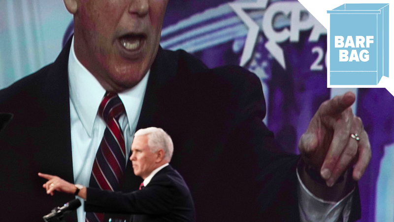 Illustration for article titled Mike Pence Predicts Abortion Will End 'In Our Time'