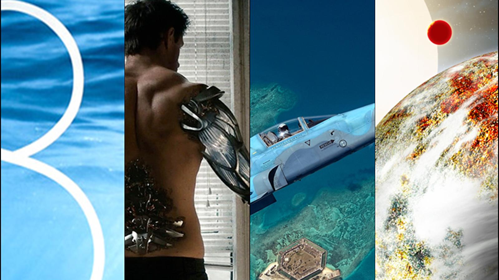 iOS 8, espionaje, tiburones y Navy Seals, lo mejor de la semana