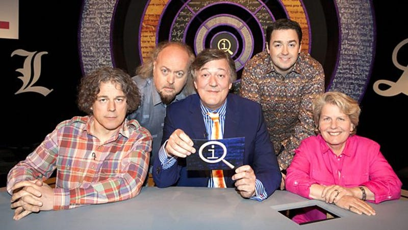 Illustration for article titled Stephen Fry to leave QI, new Host will be Sandi Toksvig