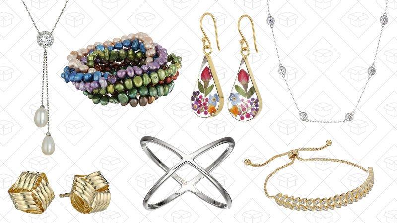 Hasta un 40% en joyas para el Día de la Madre | AmazonGráfico: Jillian Lucas