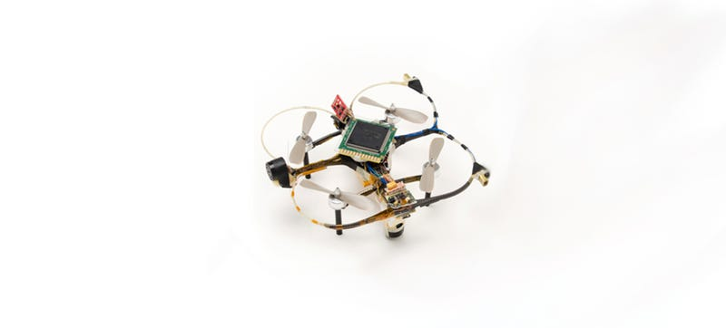 DARPA-Funded Researchers Have Tested a Drone That Can Learn