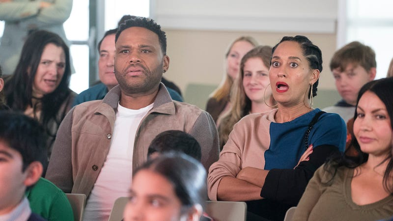 """Illustration for article titled ABC and Kenya Barris pulled a politically charged Black-ish episode over """"creative differences"""""""