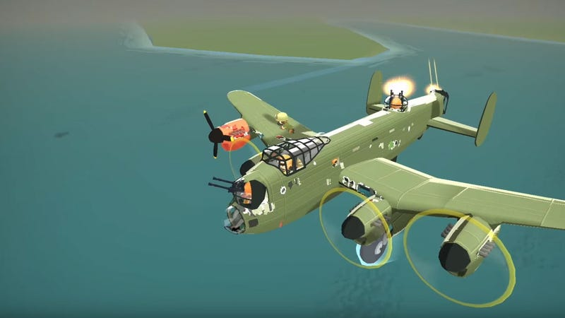 Bomber Crew Is A (Cute) WW2 Bomber Sim