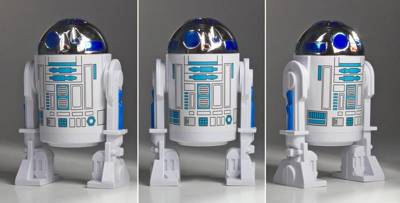 Illustration for article titled You Can Own a Lifesize Version of the Worst R2-D2 Action Figure of All Time for $3,200