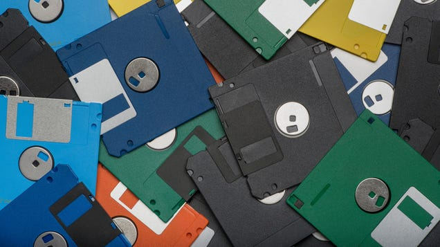 Child doesn't recognize floppy disk, giving us all a mid-life crisis