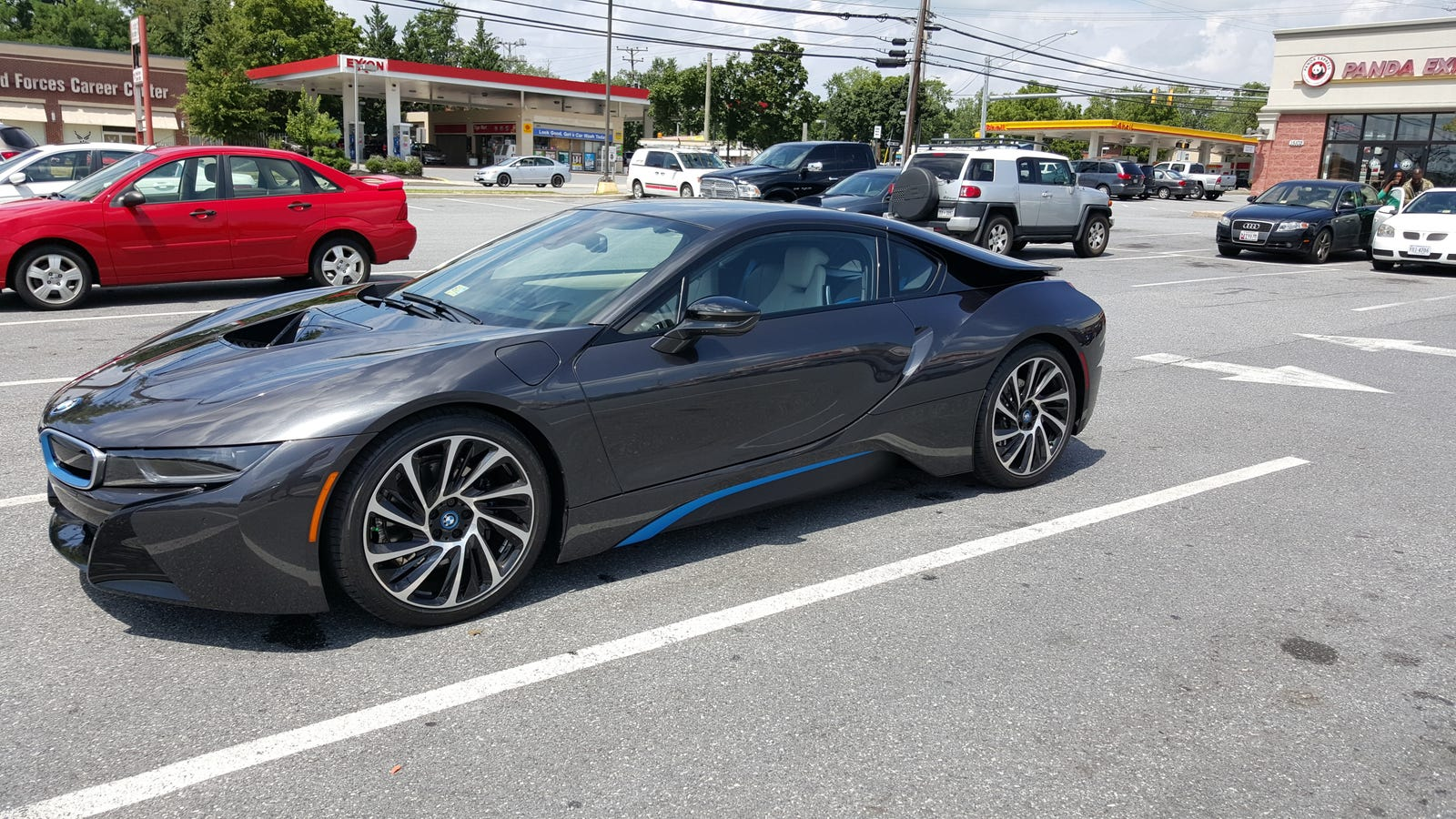 Dots Sophisto Grey Bmw I8