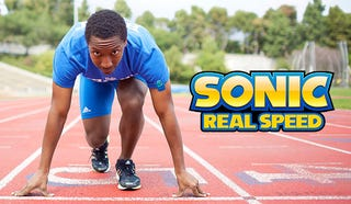 Illustration for article titled SEGA Wants You To Actually Run In Their Newest Sonic Title