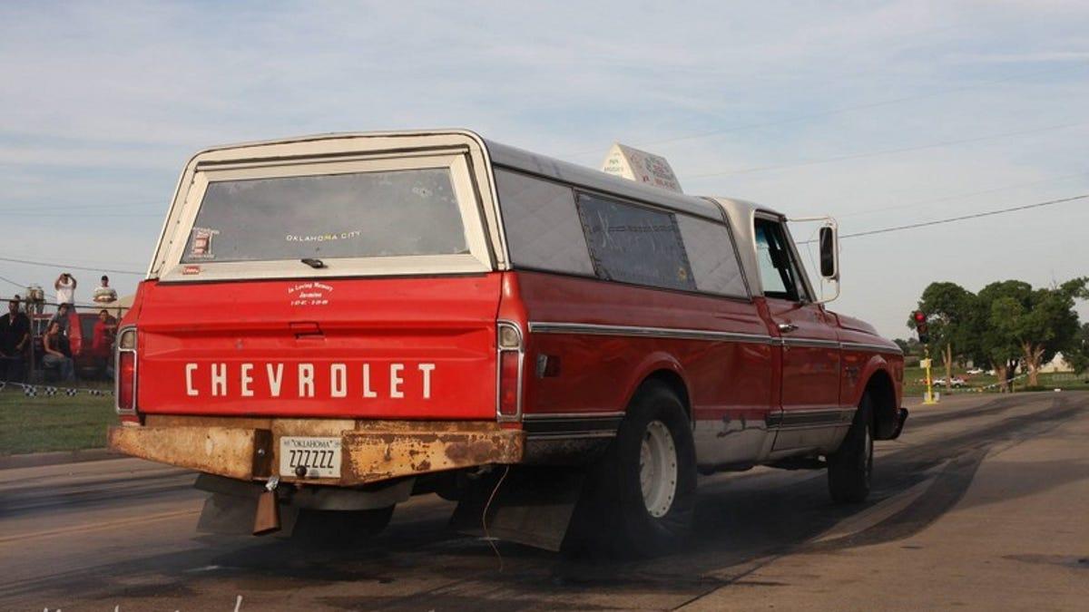 Oklahoma: Home Of The Sleepiest Sleeper Truck Ever