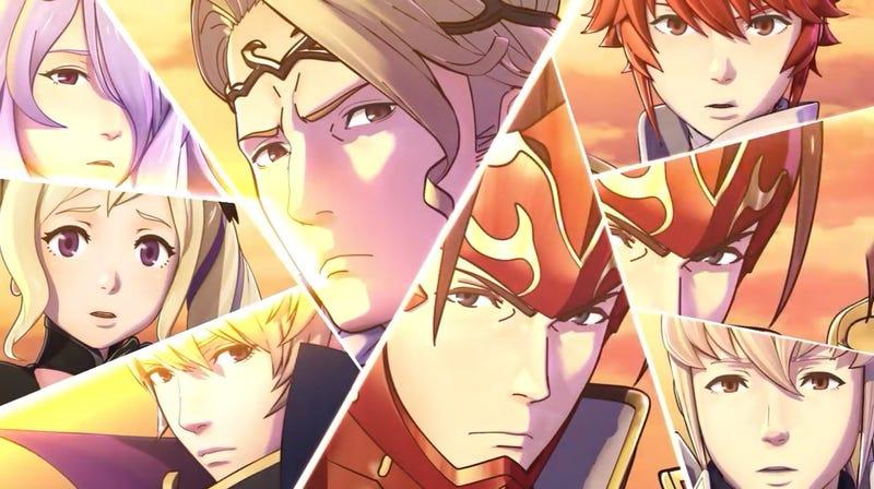 Illustration for article titled New Fire Emblem If Details Emerge!