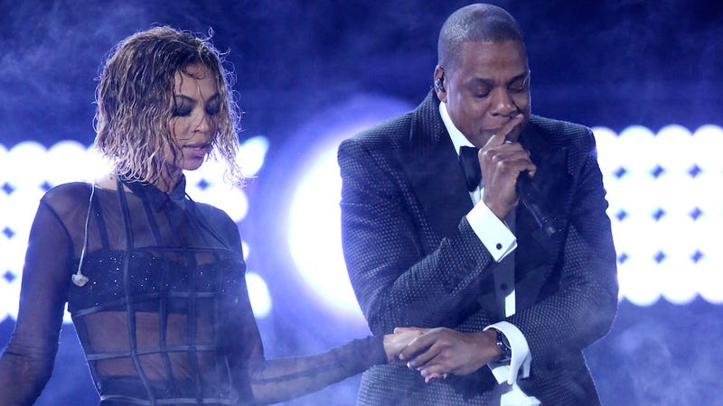Illustration for article titled Conspiracy Theorist Inmate Sues Jay and Bey Over Stolen Lyrics
