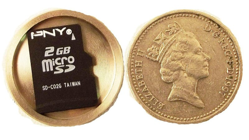 Illustration for article titled Esconde tus tarjetas MicroSD donde nadie las encontrará