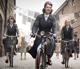 Illustration for article titled Call the Midwife