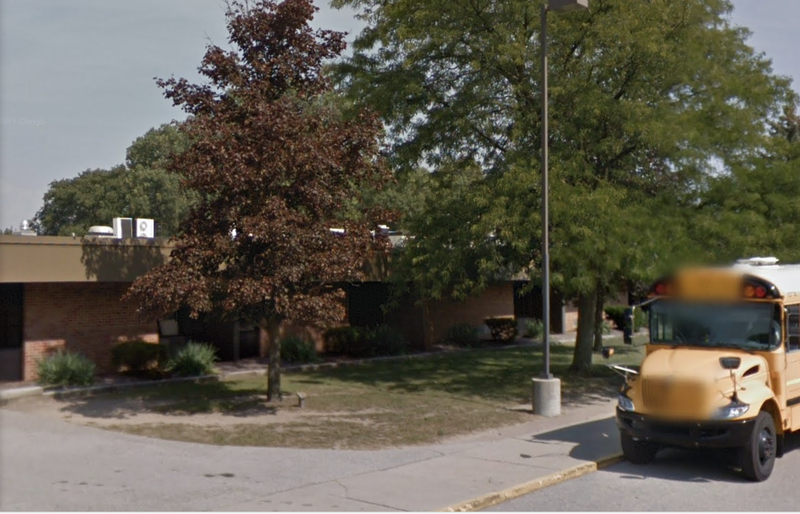 Switzer Elementary School in Shelby Charter Township, MIch.