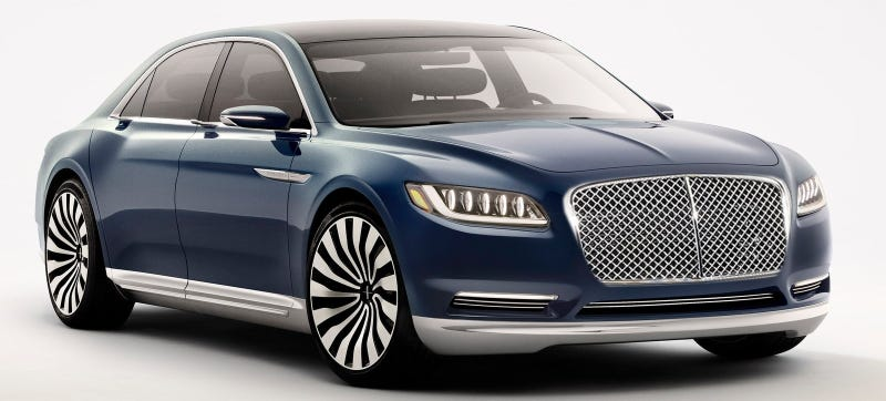 Illustration for article titled Bentley Designer Calls Out Lincoln Continental In Brutal Facebook Diss