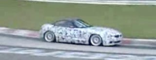 Illustration for article titled 2010 BMW Z4 Hits The Ring