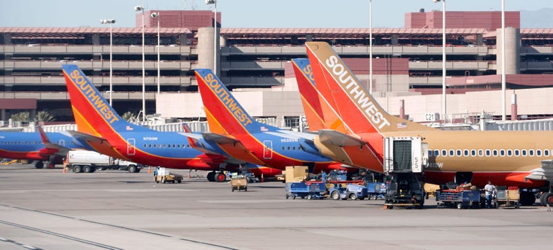 Illustration for article titled Southwest Airlines Will Fly 128 Boeing 737s That Are Past Inspection