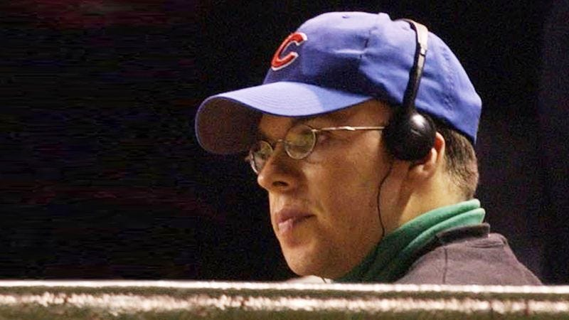 Illustration for article titled Steve Bartman: 'You Must Kill Me To Break The Cubs' Curse'