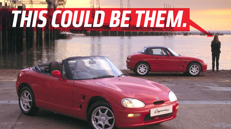 Illustration for article titled Suzuki Issues A Recall For Just One Person's Car