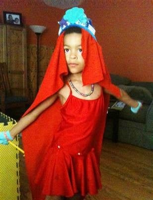 Little Boys Dressing Up As Little Girls Stirs Controversy
