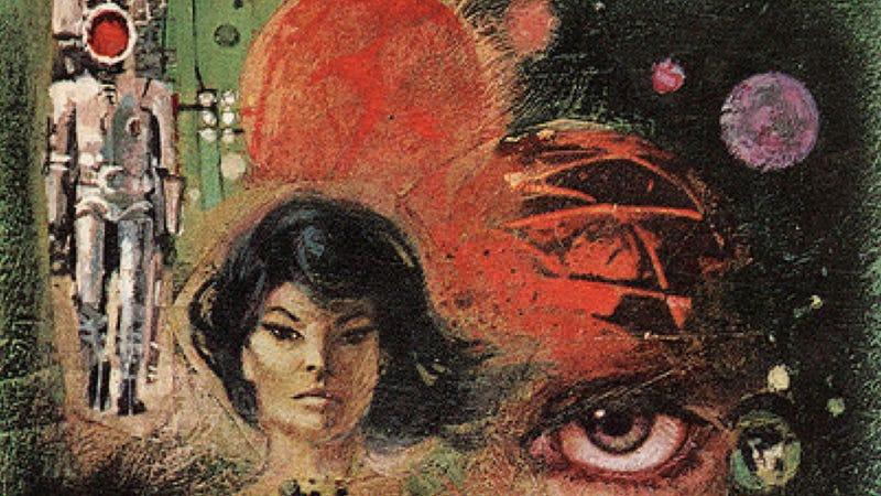 Illustration for article titled Here Are the 1960s Science Fiction Novels Everyone Should Read