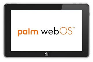Illustration for article titled HP webOS Tablet Will Use a Digital Pen