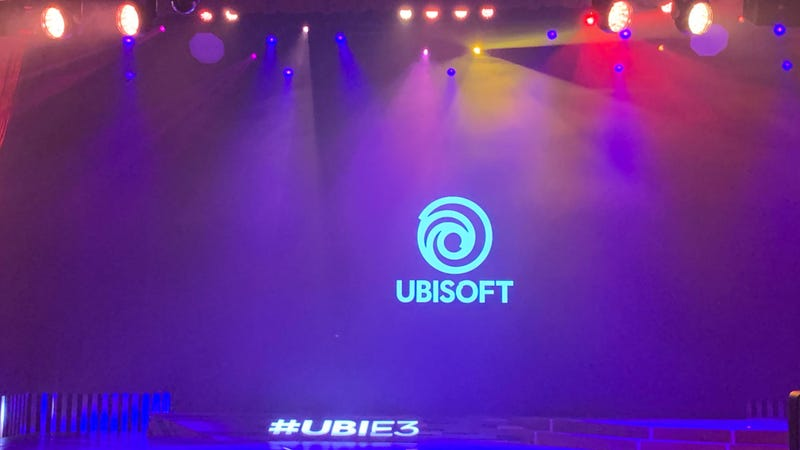 Illustration for article titled We're Liveblogging Ubisoft's E3 2019 Press Conference [Update: We're Done!]