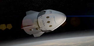 Illustration for article titled The new SpaceX Dragon V2: Everything you need to know