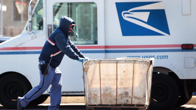 Senators Worry Post Office Changes May Obstruct November Ballots