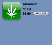 Illustration for article titled Need Medicinal Cannabis? There's an App For That