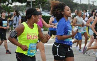 Black Girls Run (Via Facebook)