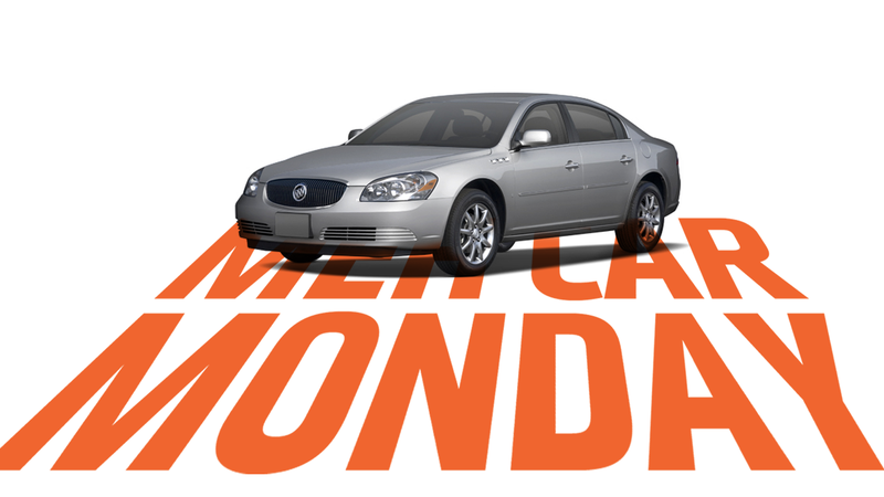Illustration for article titled Meh Car Monday: Embrace Nothingness With A Buick Lucerne