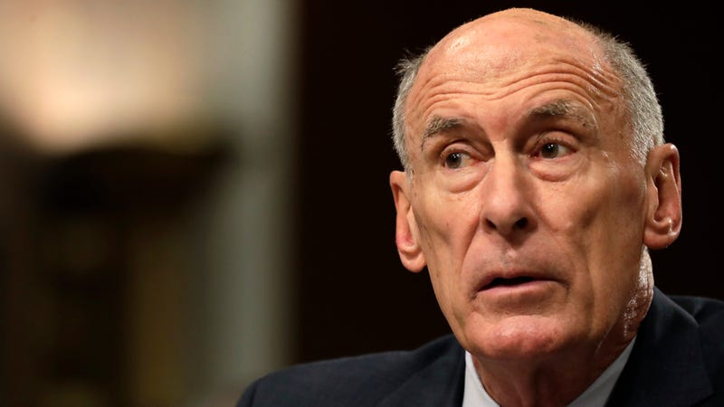 Director of National Intelligence Dan Coats. Photo: AP