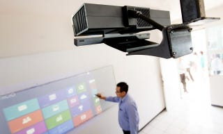 Illustration for article titled Microsoft permitirá aplicaciones para Kinect en la Windows Store