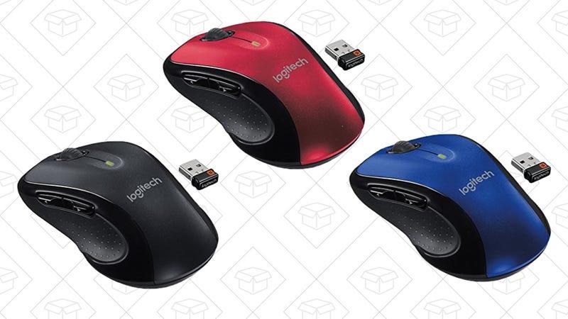 Logitech M510 Wireless Mouse, $14
