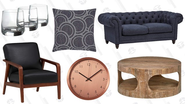 Amazon s Blowing Out a Ton of Trendy Furniture Right Now