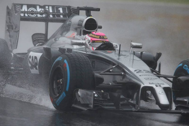 Illustration for article titled The Dirty Math of F1 is Screwing Jenson Button