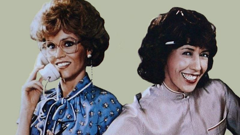 Illustration for article titled Jane Fonda and Lily Tomlin are reuniting for Netflix's Grace And Frankie