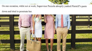 Lawsuit: Preppy Paradise Vineyard Vines Store Ignored Employee Rape