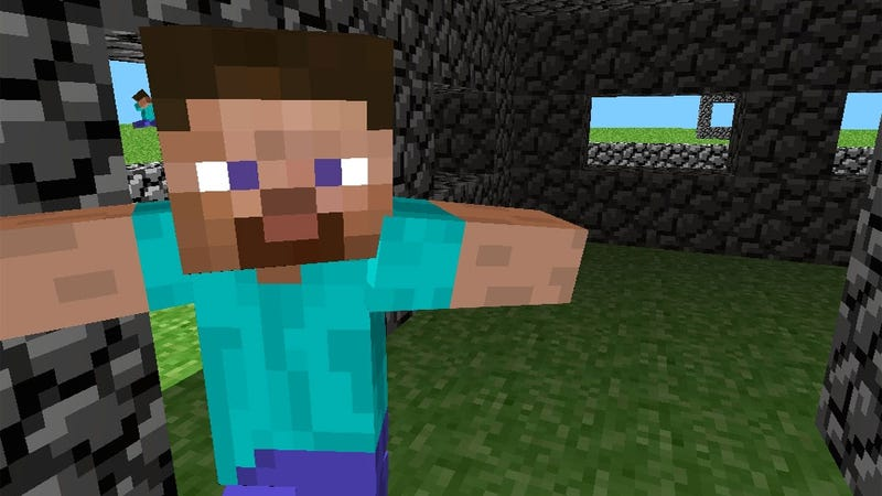 Illustration for article titled Minecraft Developer Gives Off a Not-For-Sale-To-EA Vibe