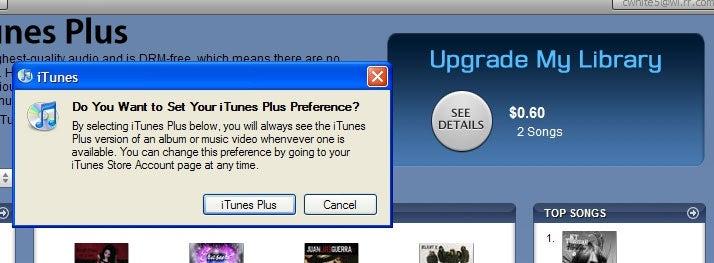 Listening Test Compares iTunes Plus to iTunes 128kbps